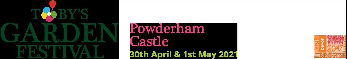 Toby GardenFest Logo